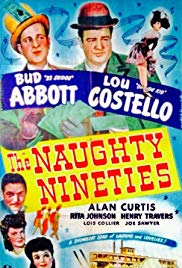 Watch Free The Naughty Nineties (1945)