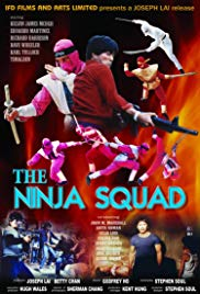 Watch Free The Ninja Squad (1986)
