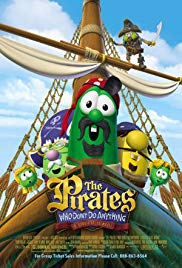 Watch Free The Pirates Who Dont Do Anything: A VeggieTales Movie (2008)