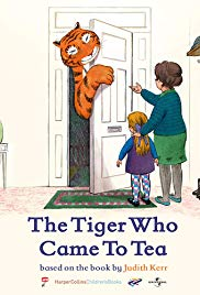 Watch Free The Tiger Who Came to Tea (2019)