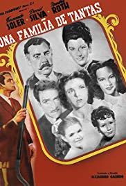 Watch Free Una familia de tantas (1949)