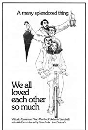 Watch Free We All Loved Each Other So Much (1974)