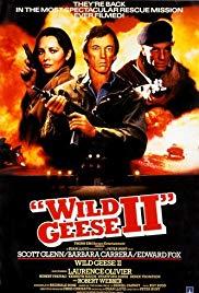 Watch Free Wild Geese II (1985)