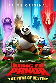 Watch Free Kung Fu Panda: The Paws of Destiny (2018 )