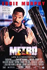 Watch Free Metro (1997)