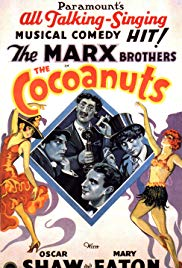 Watch Free The Cocoanuts (1929)