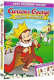 Watch Free Curious George: Royal Monkey (2019)