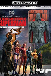 Watch Free The Death and Return of Superman (2019)