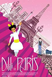 Watch Free Dilili in Paris (2018)