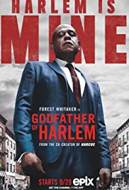 Watch Free Godfather of Harlem (2019 )