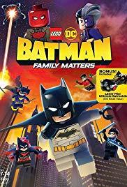 Watch Full Movie :LEGO DC: Batman  Family Matters (2019)