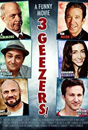 Watch Free 3 Geezers! (2013)