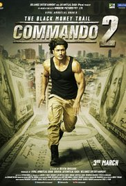 Watch Free Commando 2 (2017)
