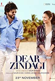 Watch Free Dear Zindagi (2016)