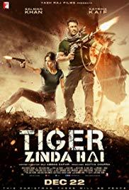 Watch Free Tiger Zinda Hai (2017)