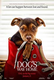 Watch Free A Dogs Way Home (2019)