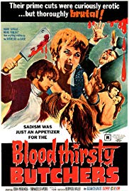 Watch Free Bloodthirsty Butchers (1970)