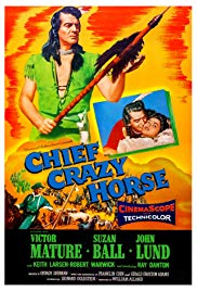 Watch Free Chief Crazy Horse (1955)