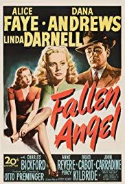 Watch Free Fallen Angel (1945)