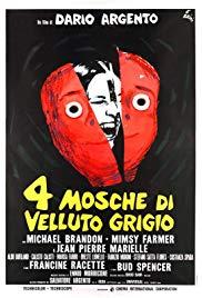 Watch Free Four Flies on Grey Velvet (1971)