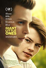 Watch Free Giant Little Ones (2018)