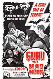 Watch Free Guru, the Mad Monk (1970)