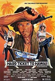 Watch Free Hard Ticket to Hawaii (1987)