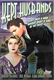 Watch Free Kept Husbands (1931)