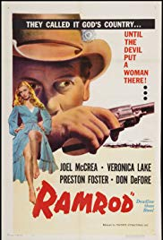 Watch Free Ramrod (1947)