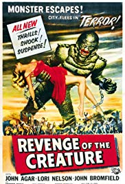 Watch Free Revenge of the Creature (1955)