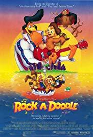 Watch Free RockADoodle (1991)