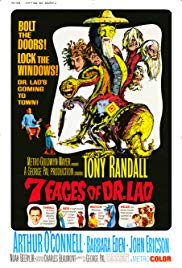 Watch Free 7 Faces of Dr. Lao (1964)