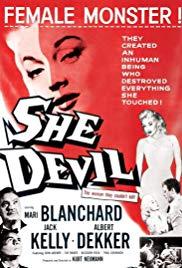 Watch Free She Devil (1957)