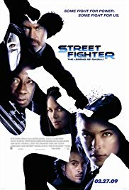 Watch Free Street Fighter: The Legend of ChunLi (2009)