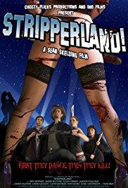 Watch Free Stripperland (2011)