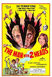 Watch Free The Man with Two Heads (1972)
