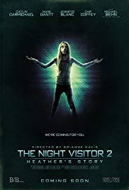 Watch Free The Night Visitor 2: Heathers Story (2016)