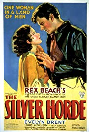 Watch Free The Silver Horde (1930)