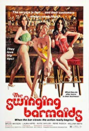 Watch Free The Swinging Barmaids (1975)