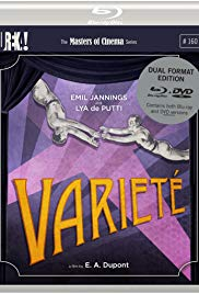 Watch Free Variety (1925)