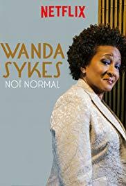 Watch Free Wanda Sykes: Not Normal (2019)