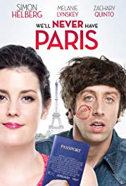 Watch Free Well Never Have Paris (2014)