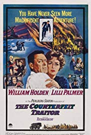 Watch Free The Counterfeit Traitor (1962)