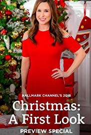 Watch Free Christmas A First Look Preview Special (2019)