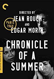 Watch Free Chronicle of a Summer (1961)