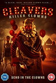 Watch Free Cleavers: Killer Clowns (2019)