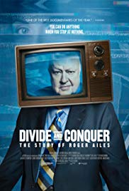 Watch Free Divide and Conquer: The Story of Roger Ailes (2018)