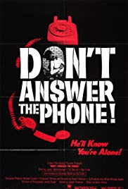 Watch Free Dont Answer the Phone! (1980)