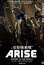 Watch Free Ghost in the Shell Arise: Border 4  Ghost Stands Alone (2014)