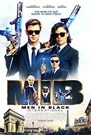 Watch Free Men in Black: International (2019)